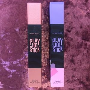 Étude House Play 101 contour stick ($20 each)